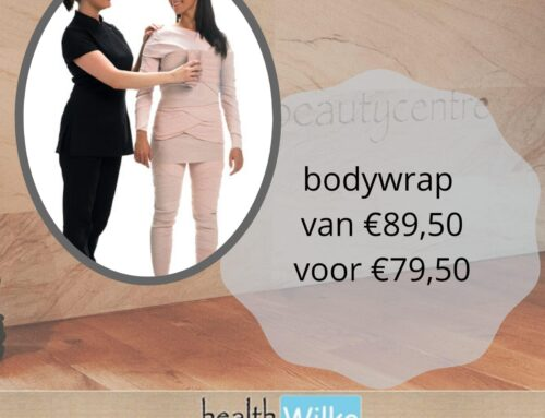 Body Wrap Actie: gegarandeerd direct minimaal 15 cm verlies